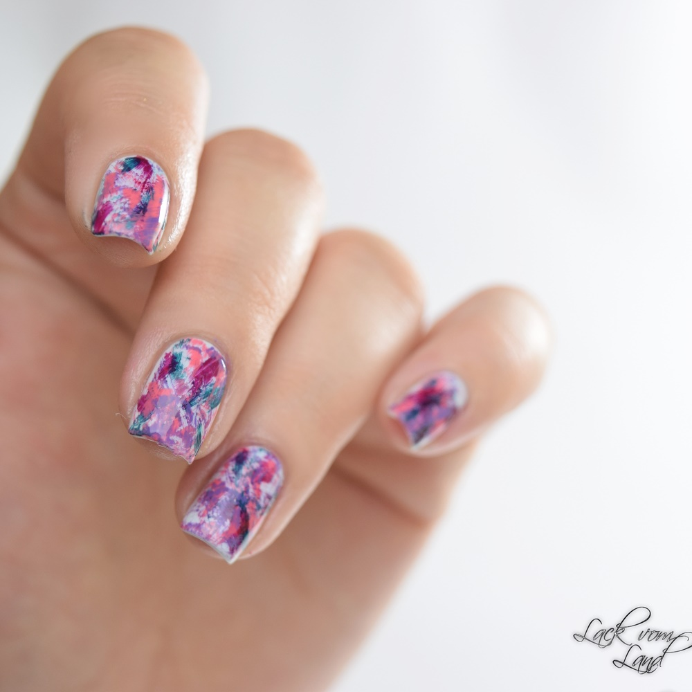 Distressed Nails 6