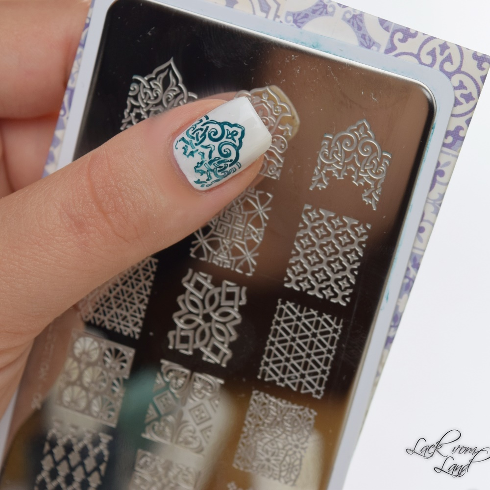 Gradient Stamping 1