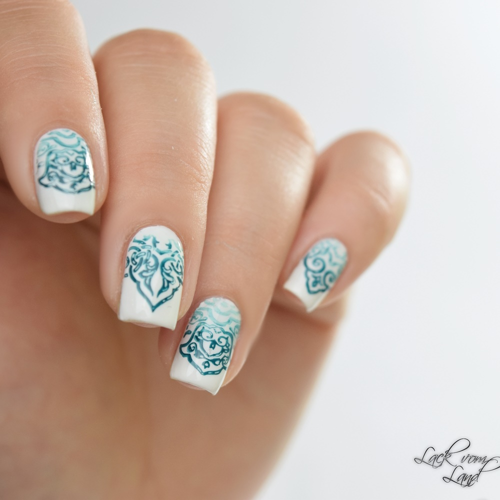 Gradient Stamping 5