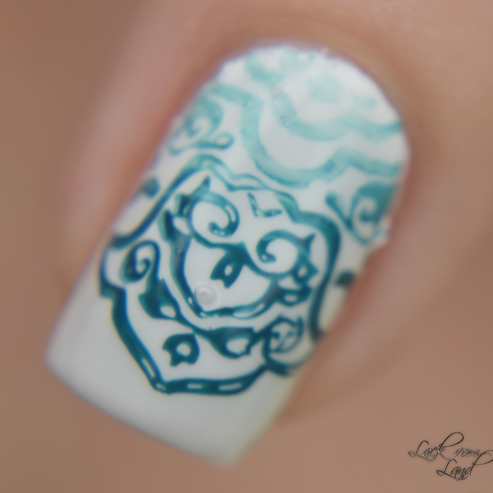 Gradient Stamping 6